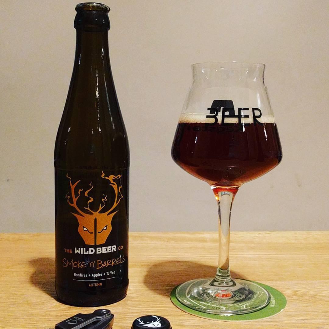 Wild Beer Smoke 'n' Barrels Autumn