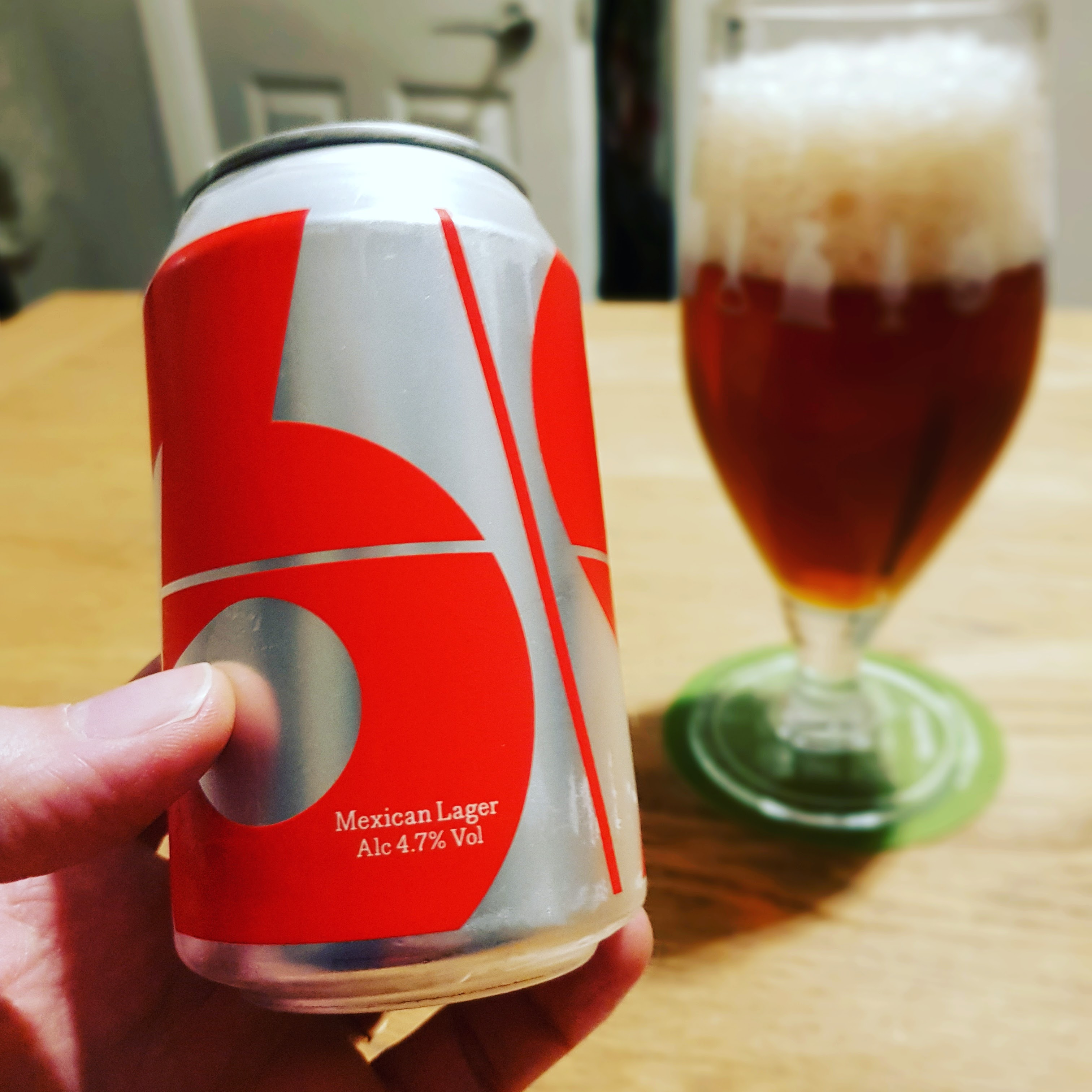 The 3/9 Project Mexican Lager