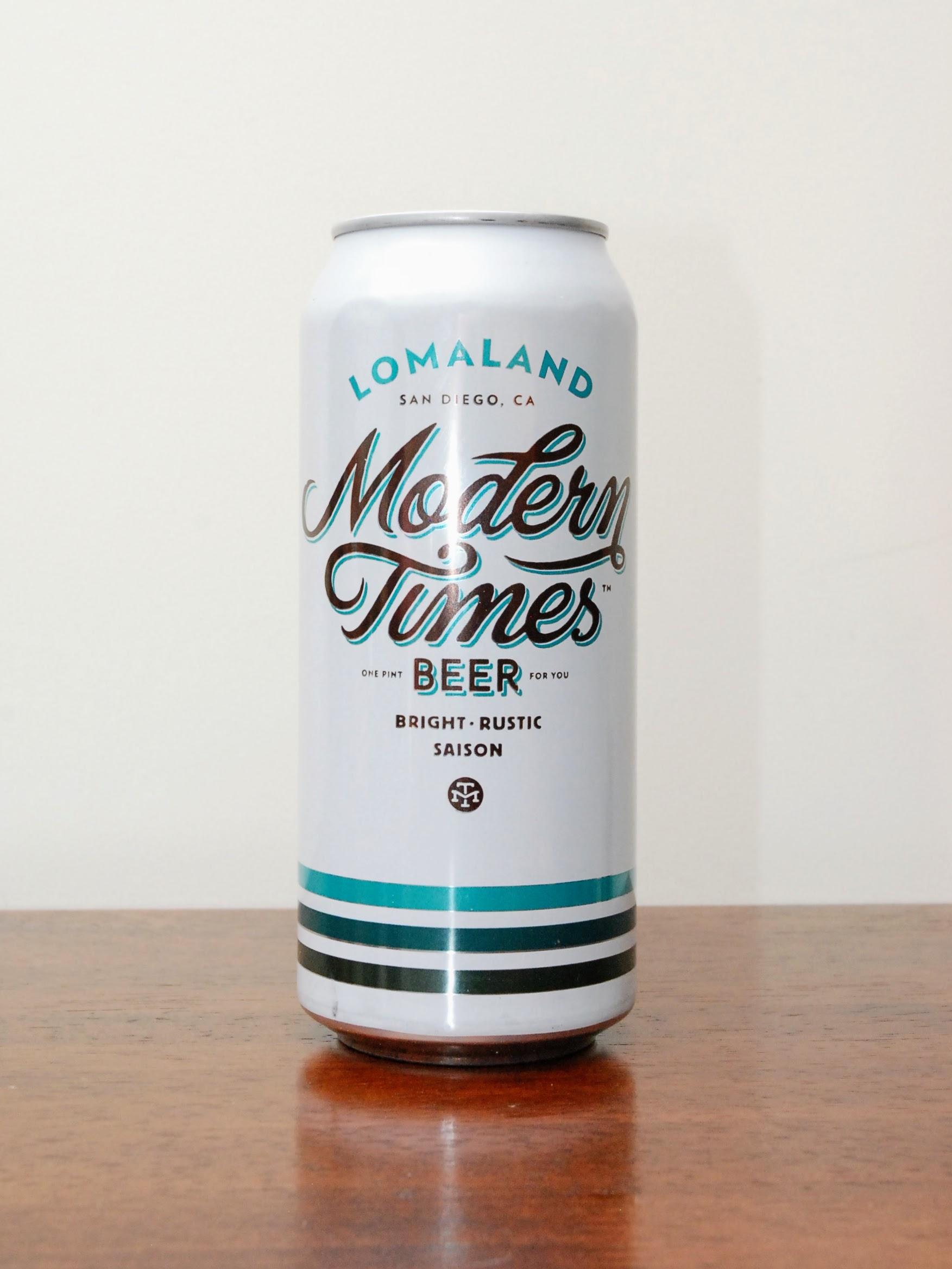 Modern Times, Lomaland Bright Rustic Saison