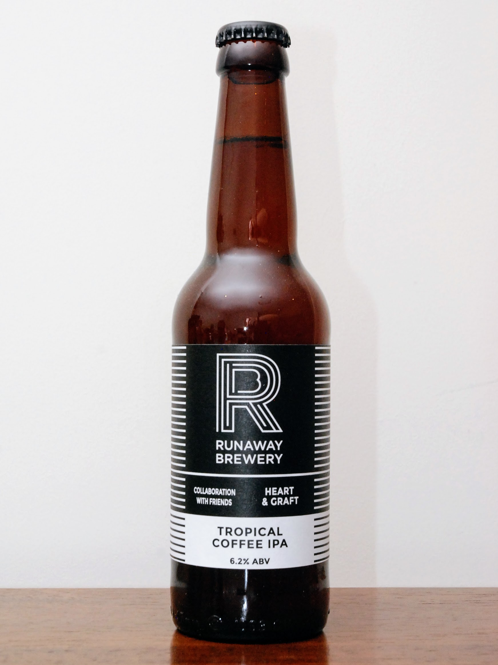 Runaway Brewery, Tropical Coffee IPA