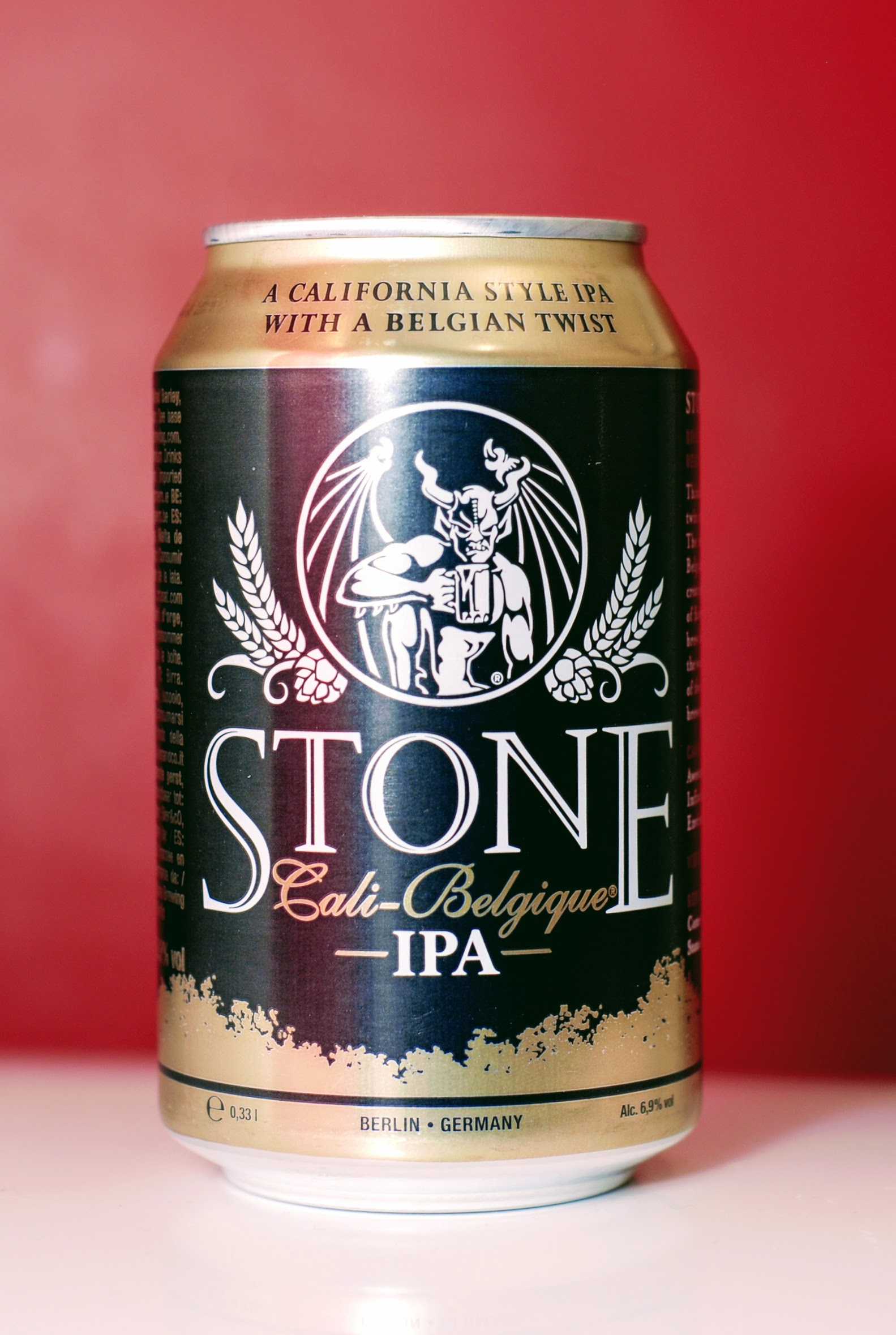 Stone Brewing, Cali-Belgique IPA