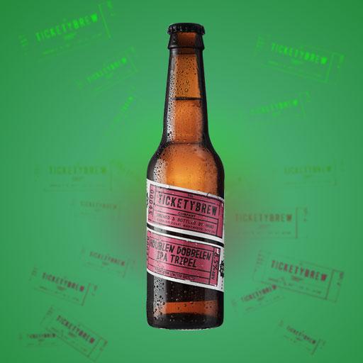 Tickety Brew Houblen Dobbelen IPA Tripel
