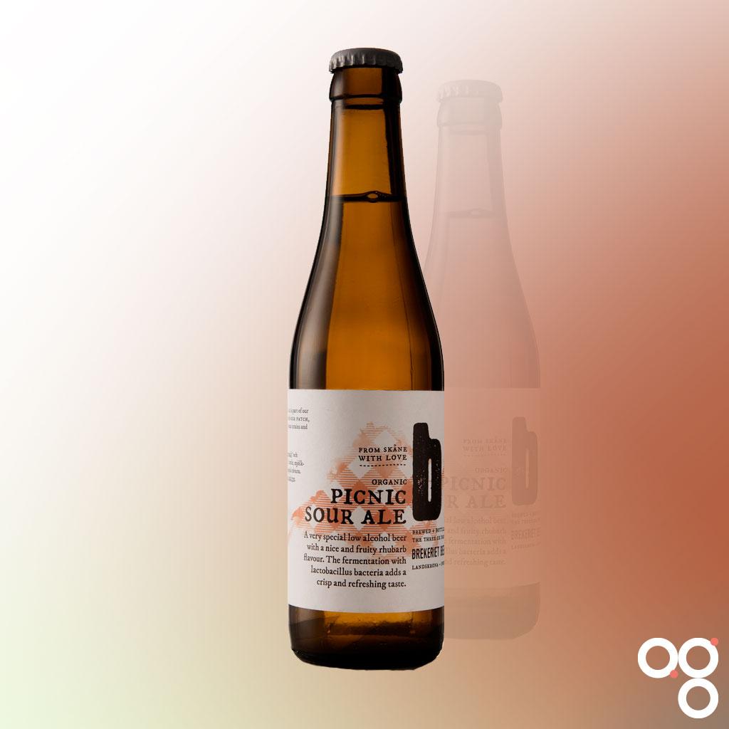 Brekeriet Beer, Picnic Sour Ale