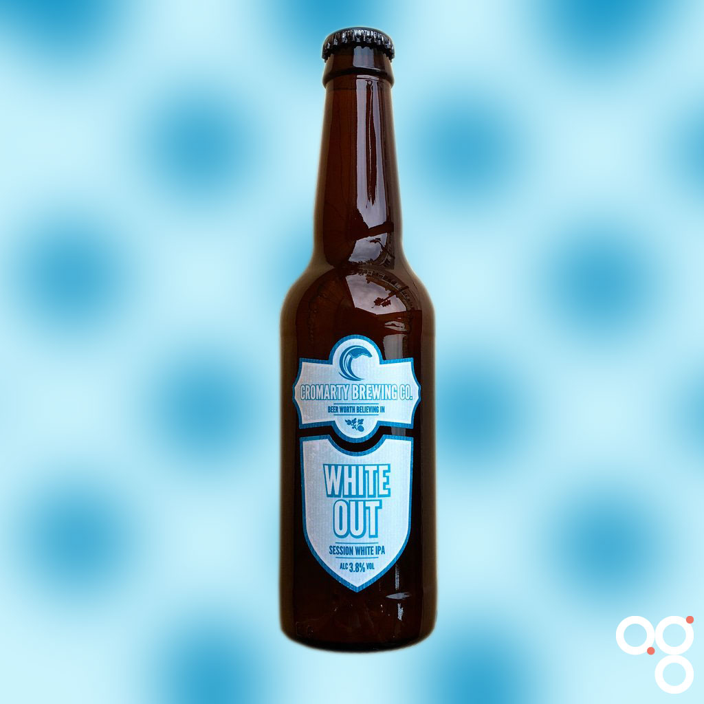 Cromarty Brewing Co, Whiteout