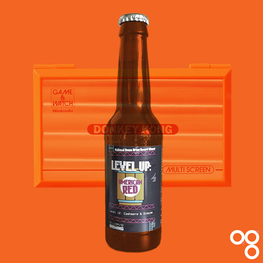 Elusive Brewing, Level Up 12