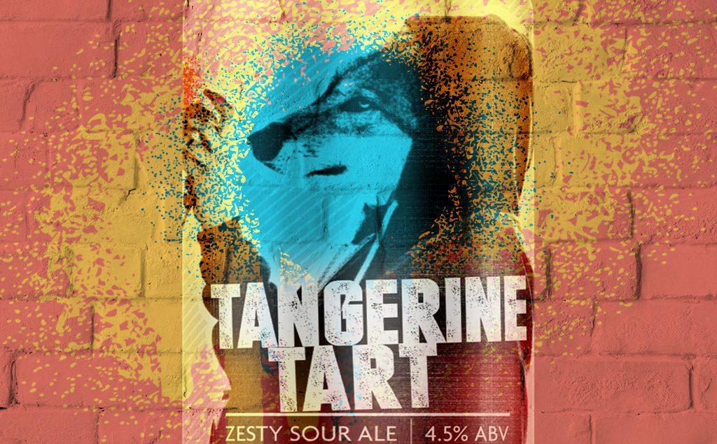 Fierce Beer, Tangerine Tart