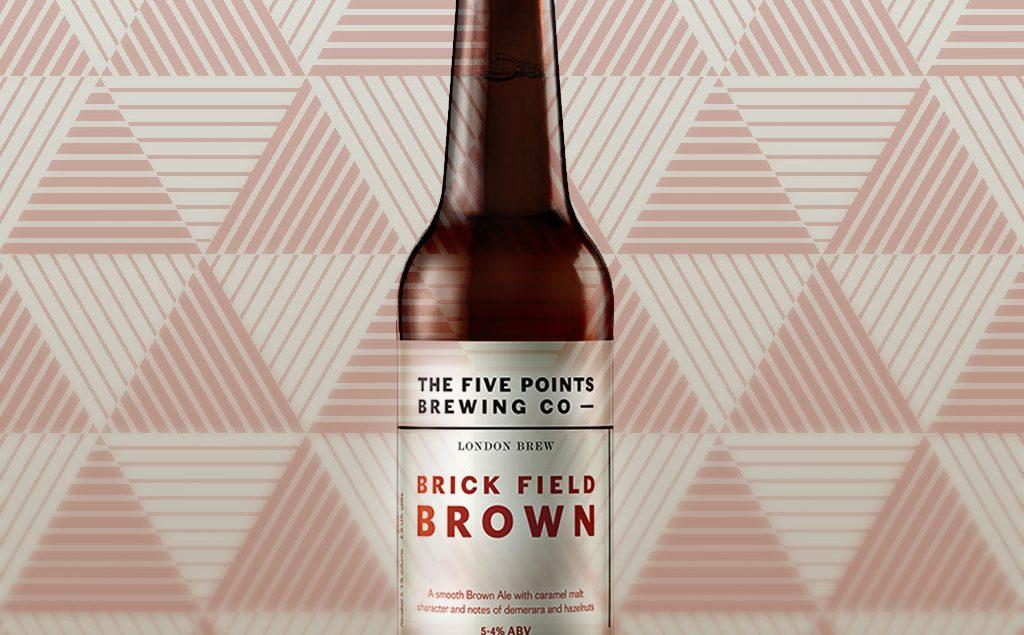 Five Points Brewery, Brick Field Brown