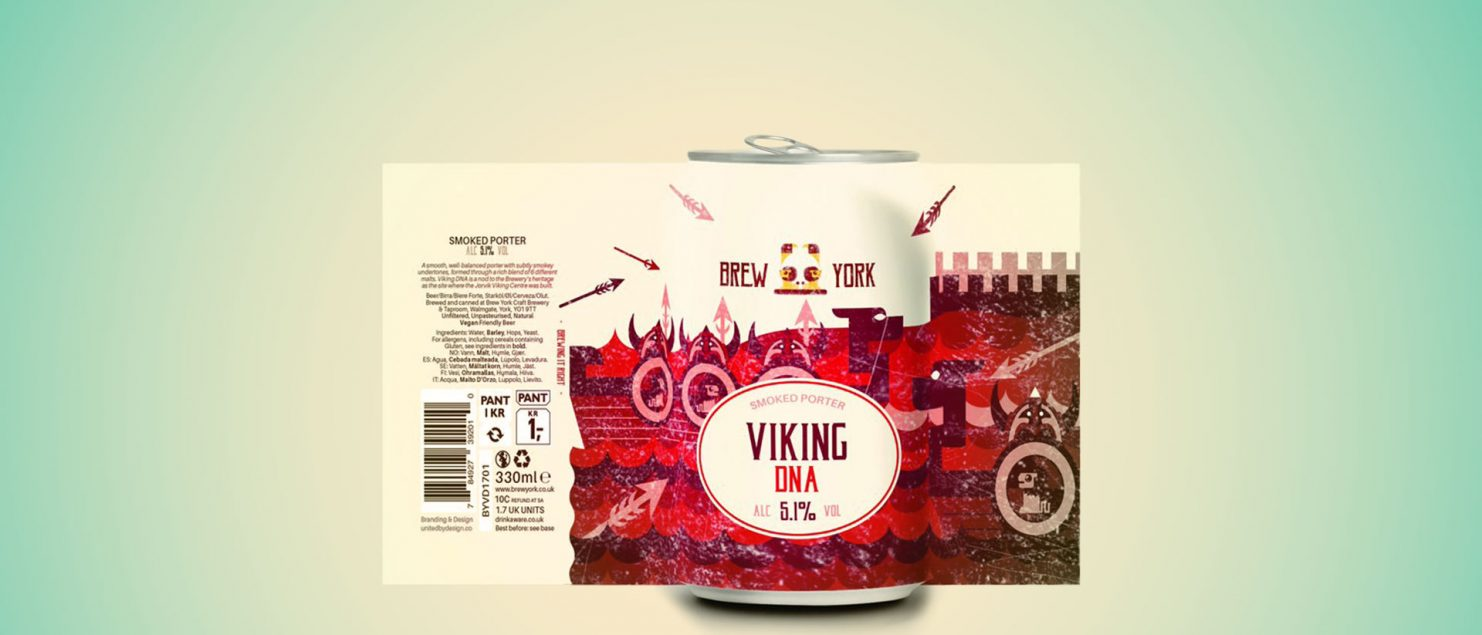Brew York Viking DNA