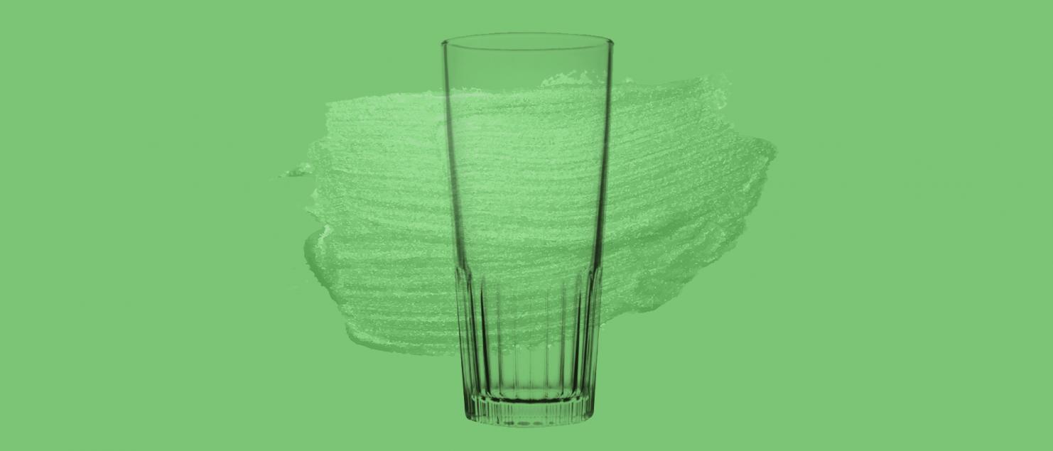 Gueuze glass